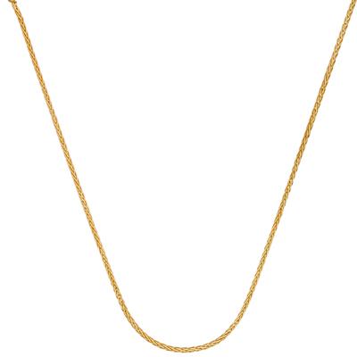 b48800f5203b 0510002028 - Cadena en oro amarillo de 18 Kilates