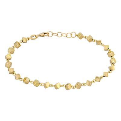 0e57ac9b28ec 1310004028 - Pulsera en oro amarillo de 18 Kilates