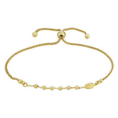 e3c5ac05329a 1310005018 - Pulsera en oro amarillo de 18 Kilates con visos